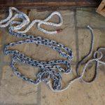 Approx. 3m warp & 3m chain