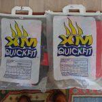 2 x XM Quickfit 150N Lifejackets